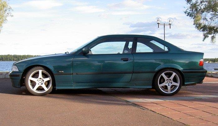 Fabuleux BMW 318IS Coupé UV49